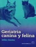 Libro Geriatria Canina Y Felina
