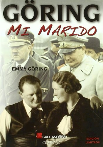 Libro Goering , Mi Marido