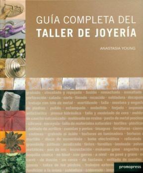 Libro Guia Completa Del Taller De Joyeria