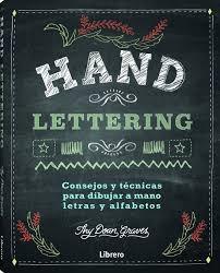 Libro Hand Lettering Dibujar A Mano Letras Y Alfabetos