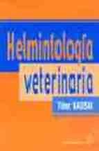 Libro Helmintologia Veterinaria