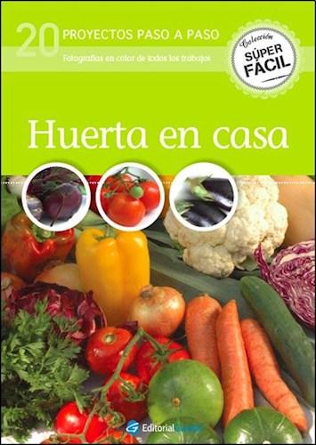 Libro Huerta En Casa
