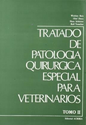 Libro Ii Tratado Patologia Quirurgica
