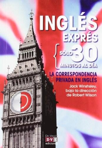 Libro Ingles Expres : La Correspondencia Privada En Ingles