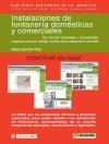 Libro Instalaciones De Fontaneria Domesticas Y Comerciales