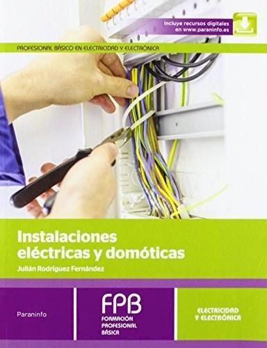 Libro Instalaciones Electricas Y Domoticas