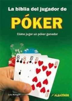 Libro La Biblia Del Jugador De Poker