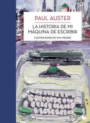 Libro La Historia De Mi Maquina De Escribir