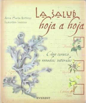Libro La Salud Hoja A Hoja