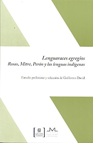 Libro Lenguaraces Egregios