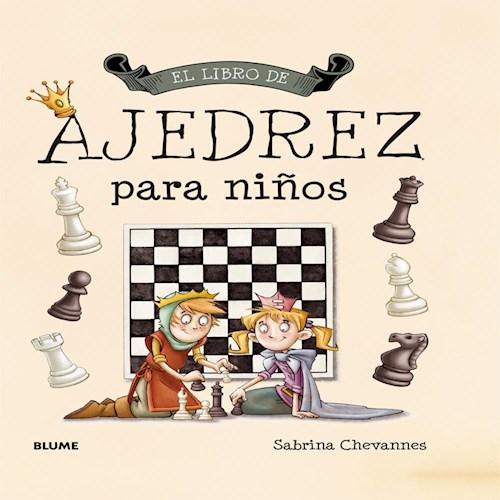 Libro Libro De Ajedrez Para Niños