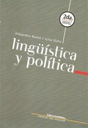 Libro Linguistica Y Politica
