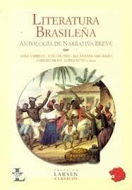 Libro Literatura Brasileña