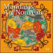 Libro Mandalas Art Nouveau  Color Block