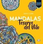 Libro Mandalas Tesoros Del Nilo  Color Block