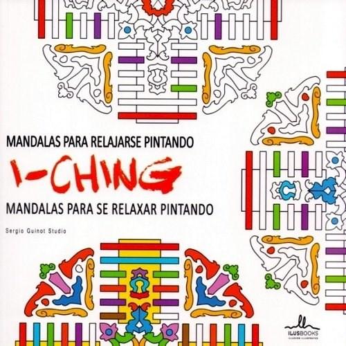 Libro Mandales I Ching Para Relajarse Pintando