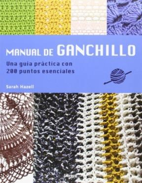 Libro Manual De Ganchillo