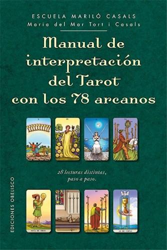 Libro Manual De Interpretacion Del Tarot Con Los 78 Arcanos