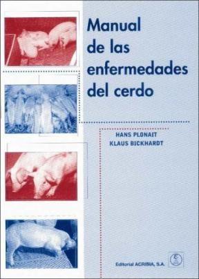 Libro Manual De Las Enfermedades Del Cerdo