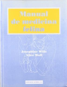 Libro Manual De Medicina Felina