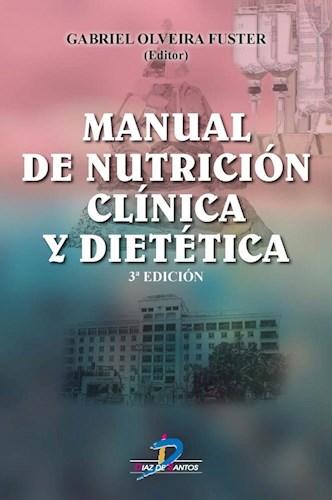 Libro Manual De Nutricion Clinica Y Dietetica