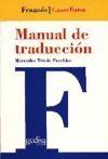 Libro Manual De Traduccion Frances Castellano