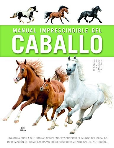Libro Manual Imprescindible Del Caballo