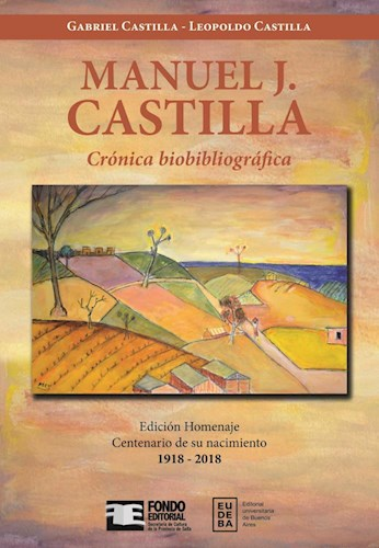 Libro Manuel J. Castilla