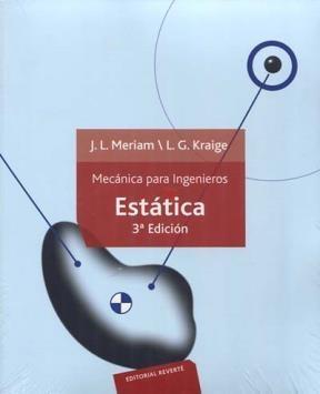 Libro Mecanica Para Ingenieros Vol 1 ( Estatica )