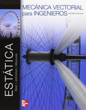 Libro Mecanica Vectorial Para Ingenieros Estatica