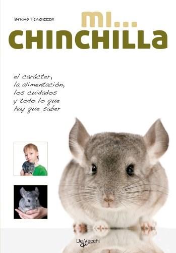 Libro Mi Chinchilla