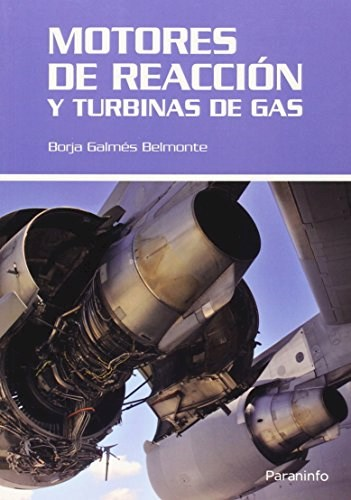 Libro Motores De Reaccion Y Turbinas De Gas