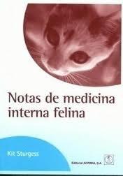 Libro Notas De Medicina Interna Felina