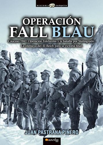 Libro Operacion Fall Blau
