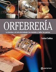 Libro Orfebreria (Rustica)
