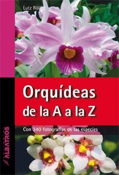 Libro Orquideas De La A A La Z
