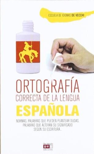Libro Ortografia Correcta De La Lengua Española
