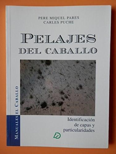 Libro Pelajes Del Caballo