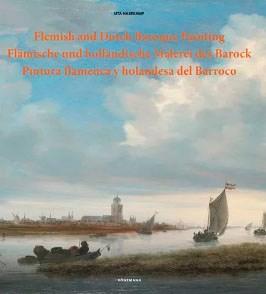 Libro Pintura Flamenca Y Holandesa Del Barroco.