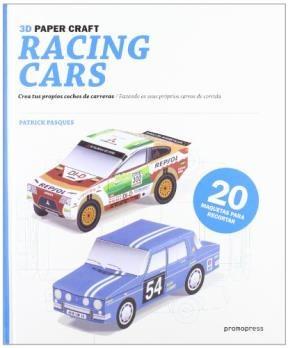 Libro Racing Cars ( Espa/Ol / Portugues )
