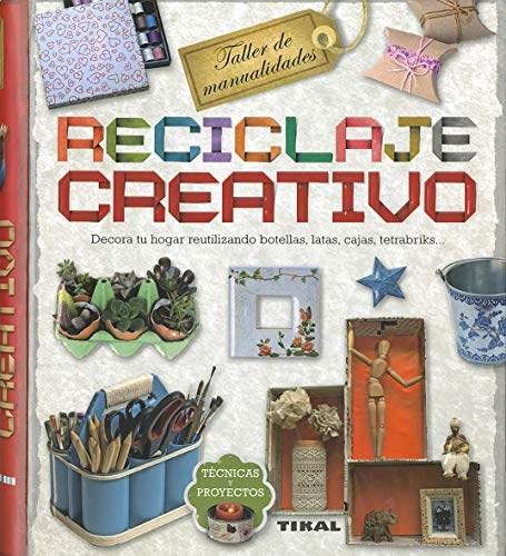 Libro Reciclaje Creativo