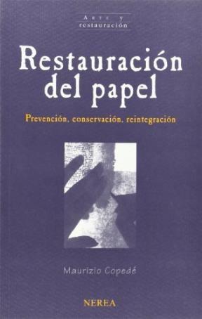 Libro Restauracion Del Papel