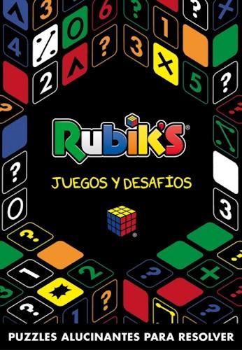 Libro Rubik'S : Juegos Y Desafios