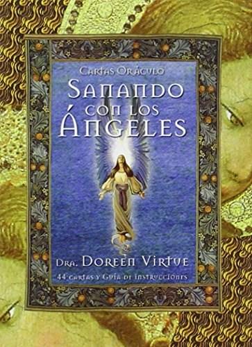 Libro Sanando Con Los Angeles (Libro + Carta )