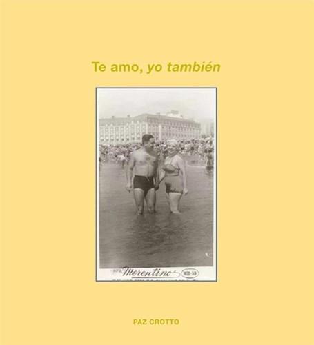 Libro Te Amo Yo Tambien