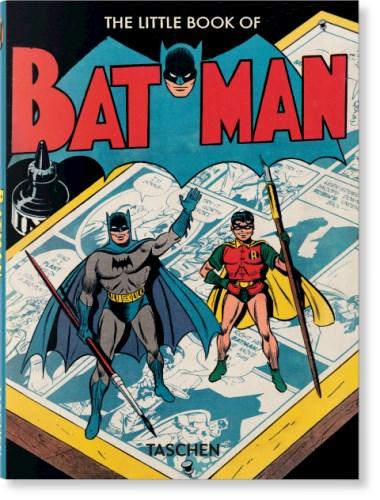 Libro The Little Book Of Batman