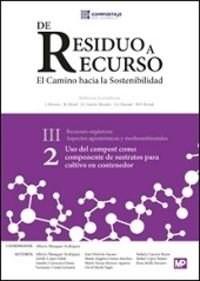 Libro Uso Del Compost Como Componente De Sustratos Para Cultivo Contenedor