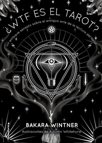 Libro Wtf Es El Tarot?