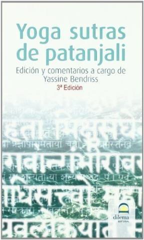 Libro Yoga Sutras De Patanjali 7Ma.Edicion