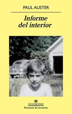 Libro Informe Del Interior